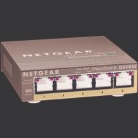 NETGEAR - GS105E-200NAS